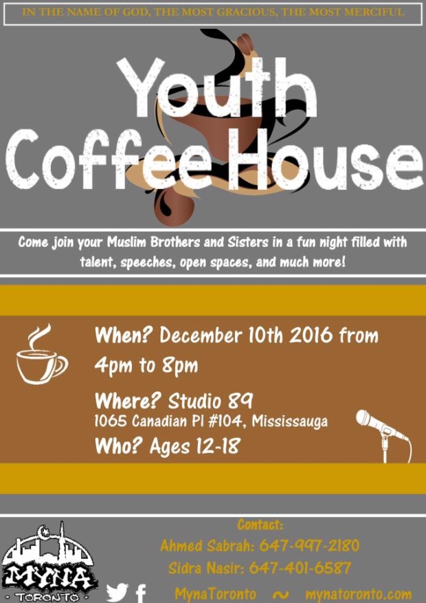 Coffeehouse 2016