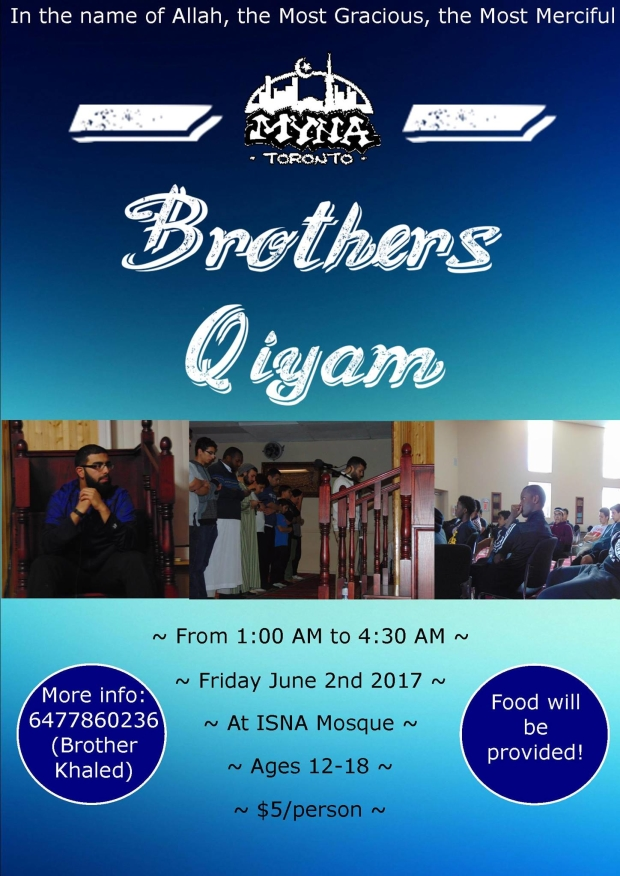Brother's Qiyyam