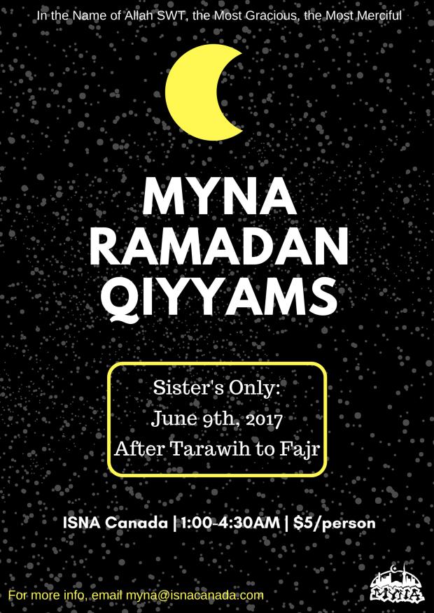 Sister's Qiyyam